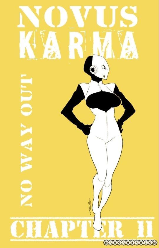 Novus Karma 11 Page 1