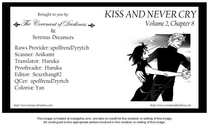 Kiss & Never Cry 8 Page 2