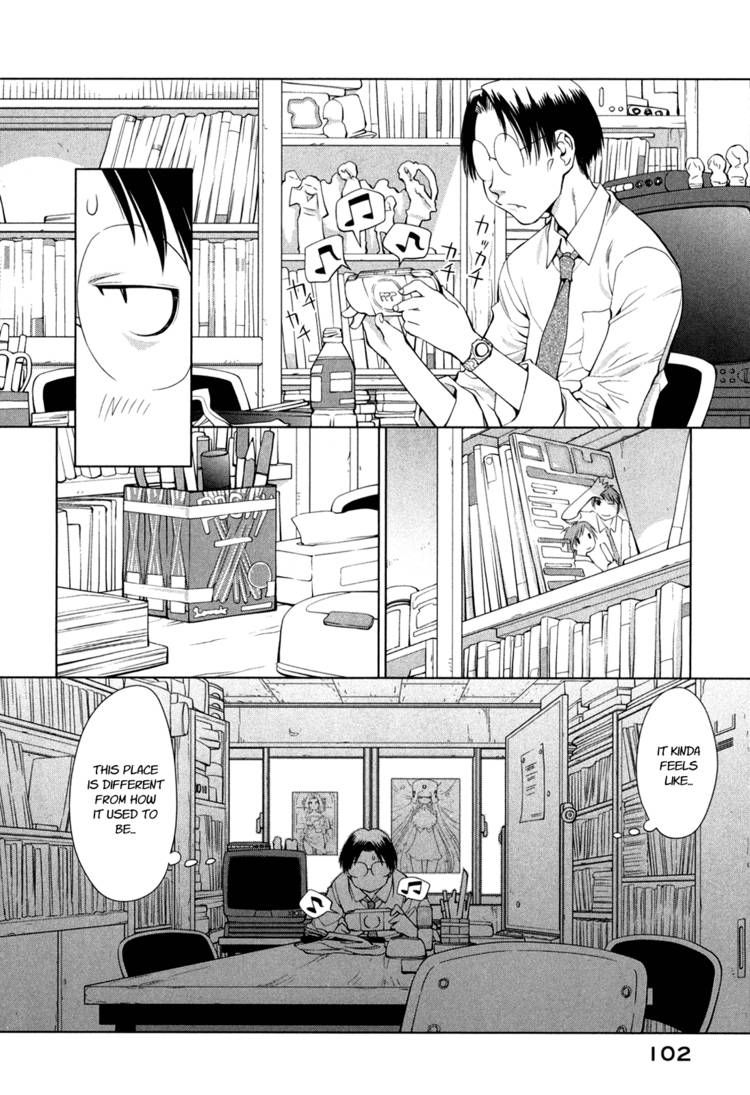 Genshiken Nidaime - The Society for the Study of Modern Visual Culture II 59 Page 2