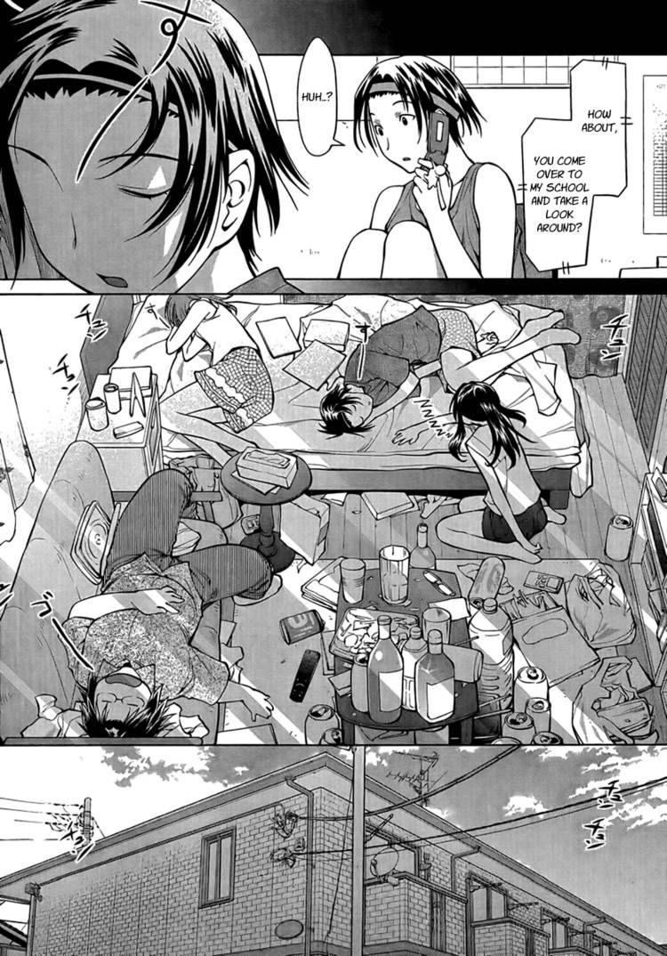 Genshiken Nidaime - The Society for the Study of Modern Visual Culture II 69 Page 2