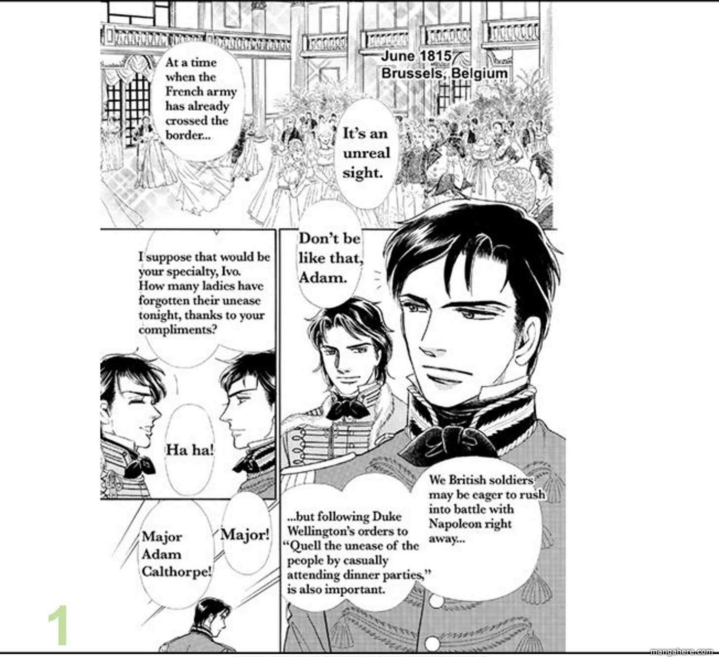 Kedakaki Yakusoku 1 Page 2