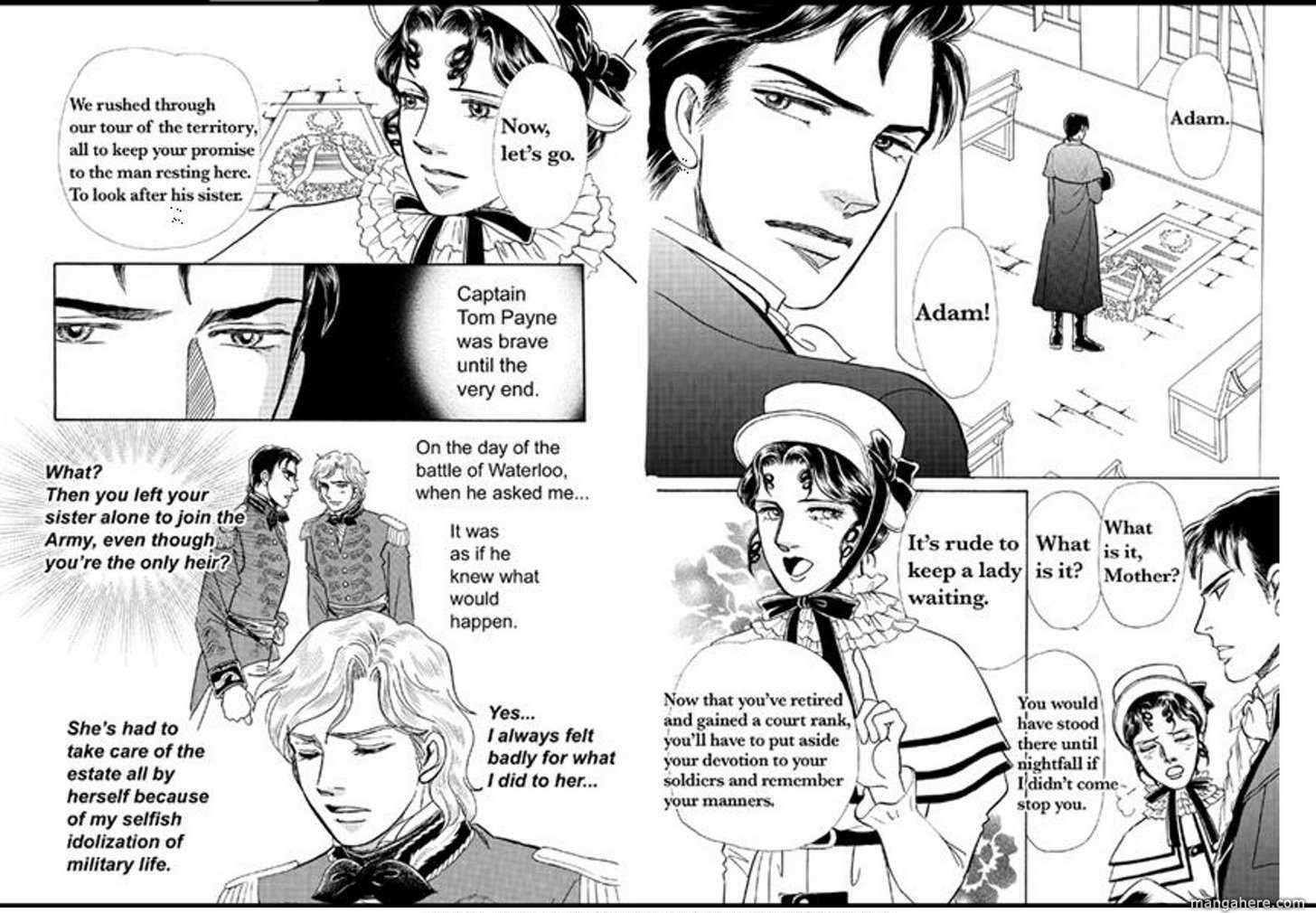 Kedakaki Yakusoku 2 Page 2