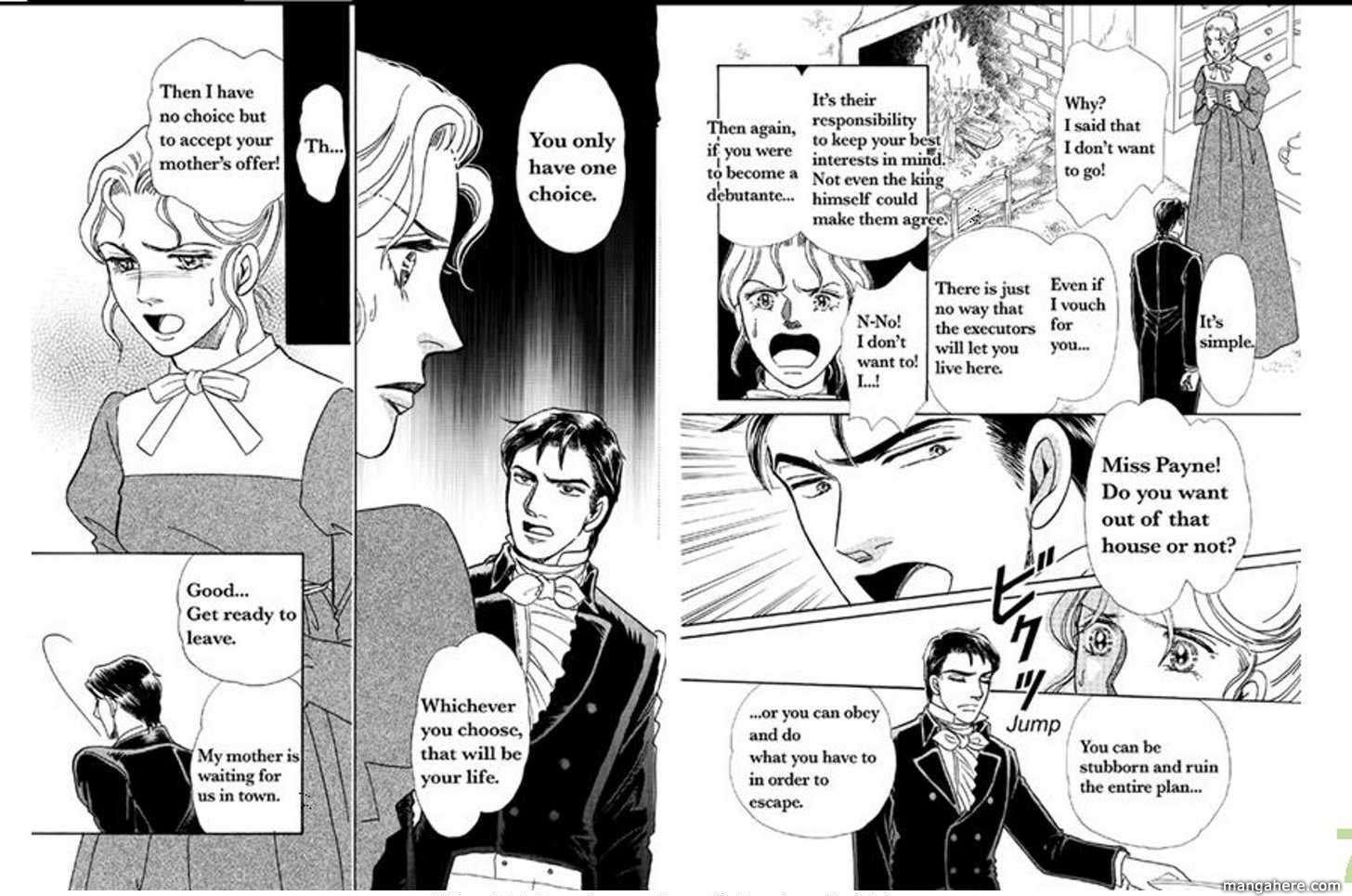 Kedakaki Yakusoku 3 Page 2