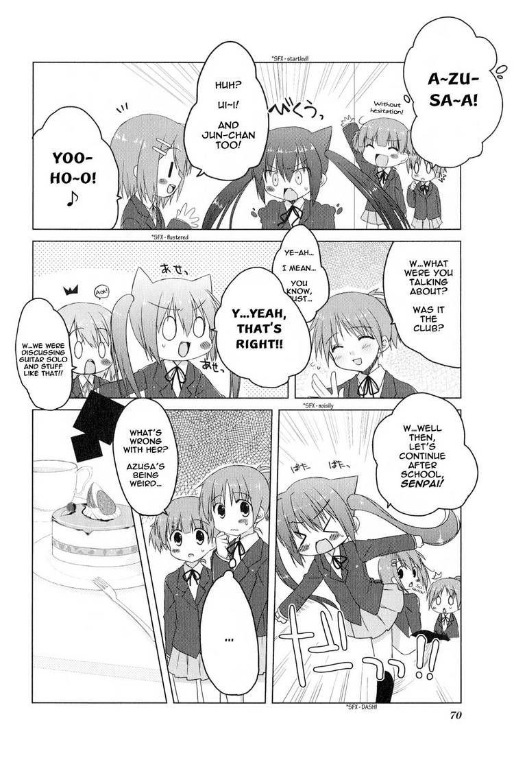 K-On! Anthology Comic 9 Page 2