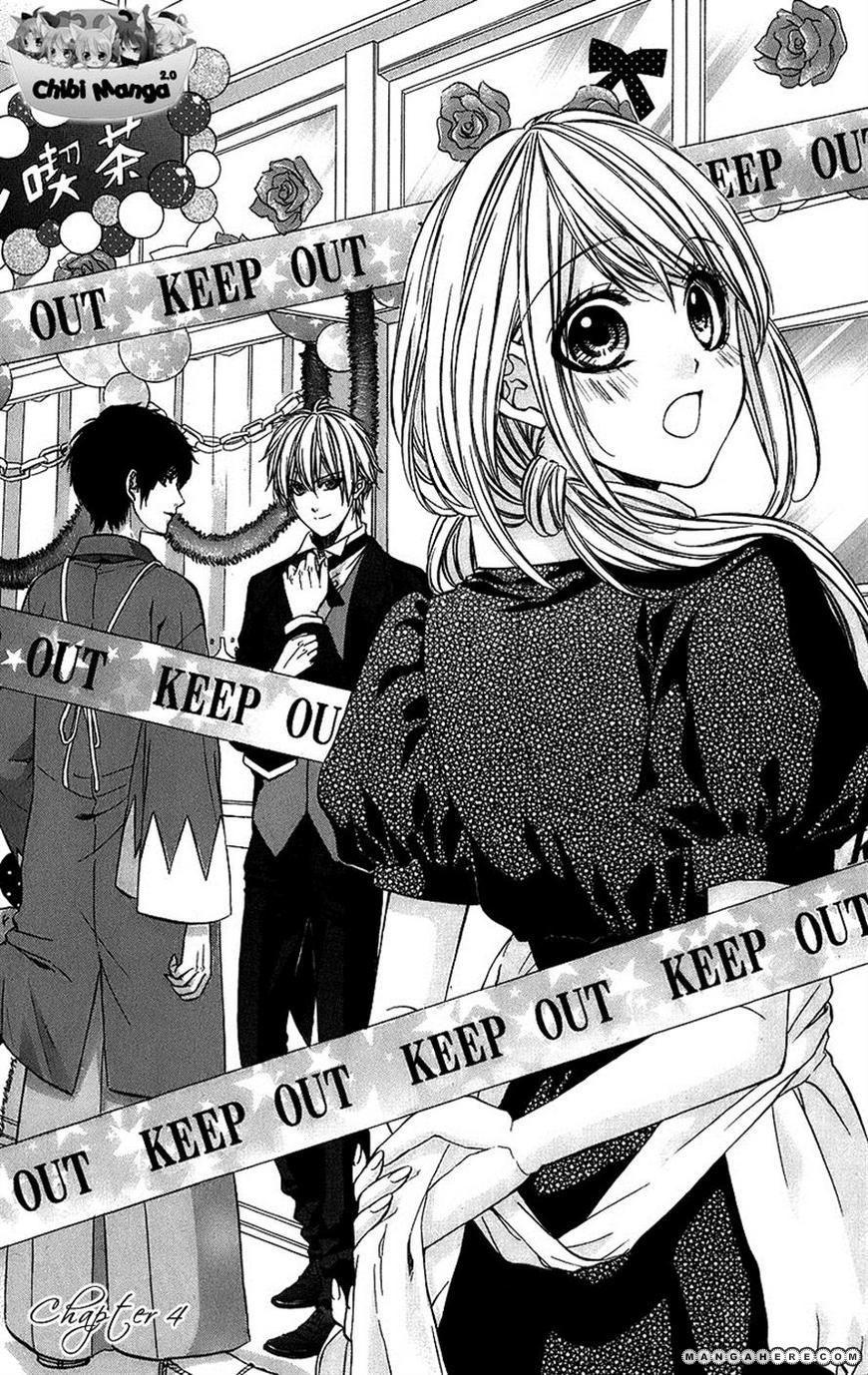 Kimi To Koi No Tochuu 4 Page 1