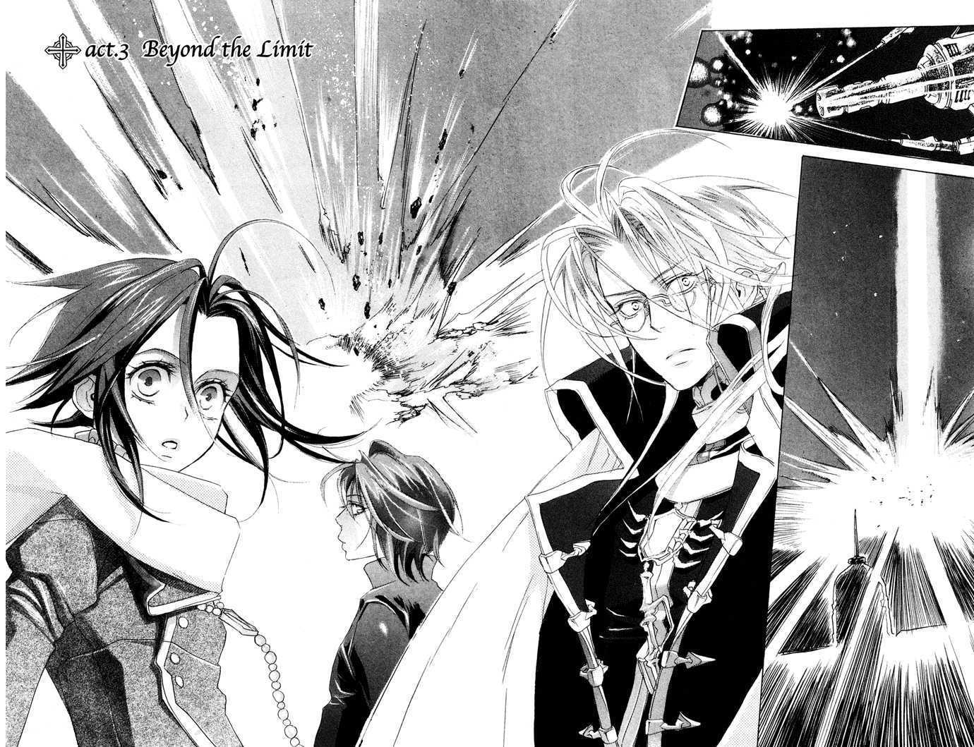 Trinity Blood 3 Page 2