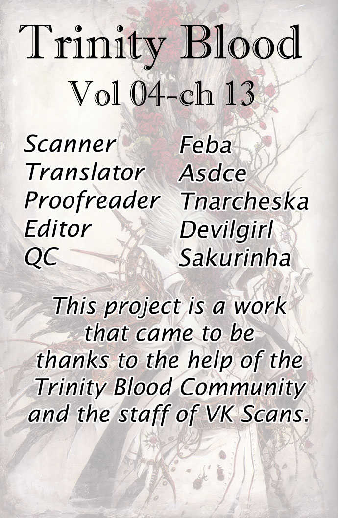 Trinity Blood 13 Page 2