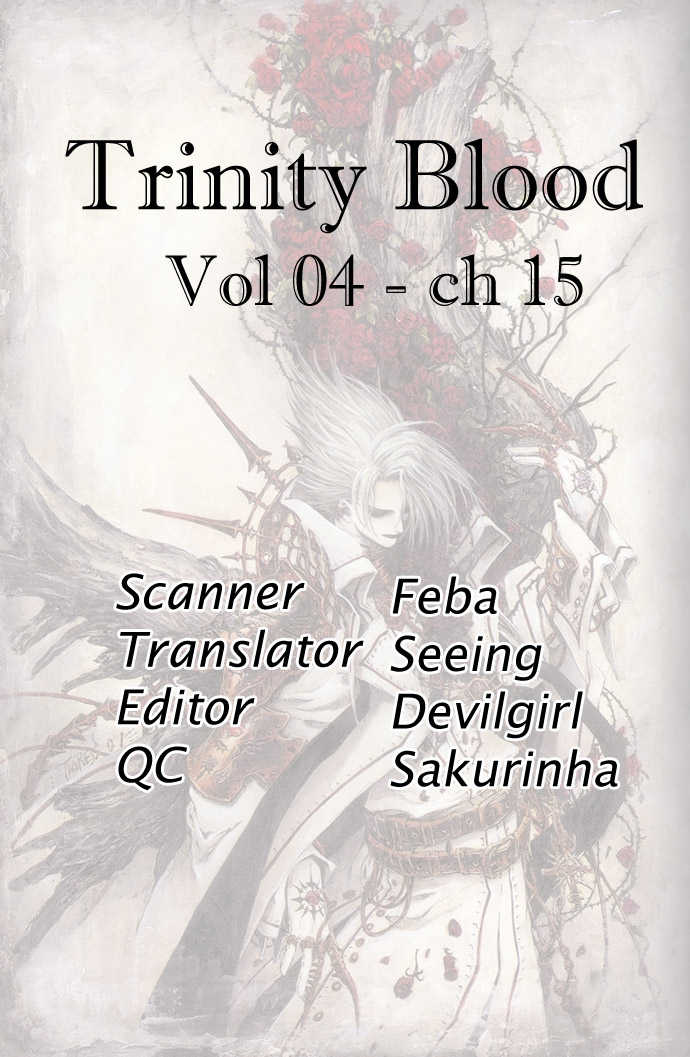 Trinity Blood 15 Page 2