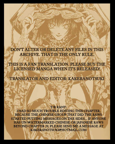 Trinity Blood 28 Page 1