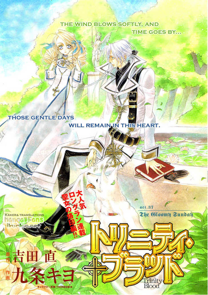 Trinity Blood 37 Page 2