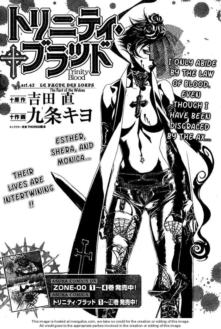 Trinity Blood 42 Page 2
