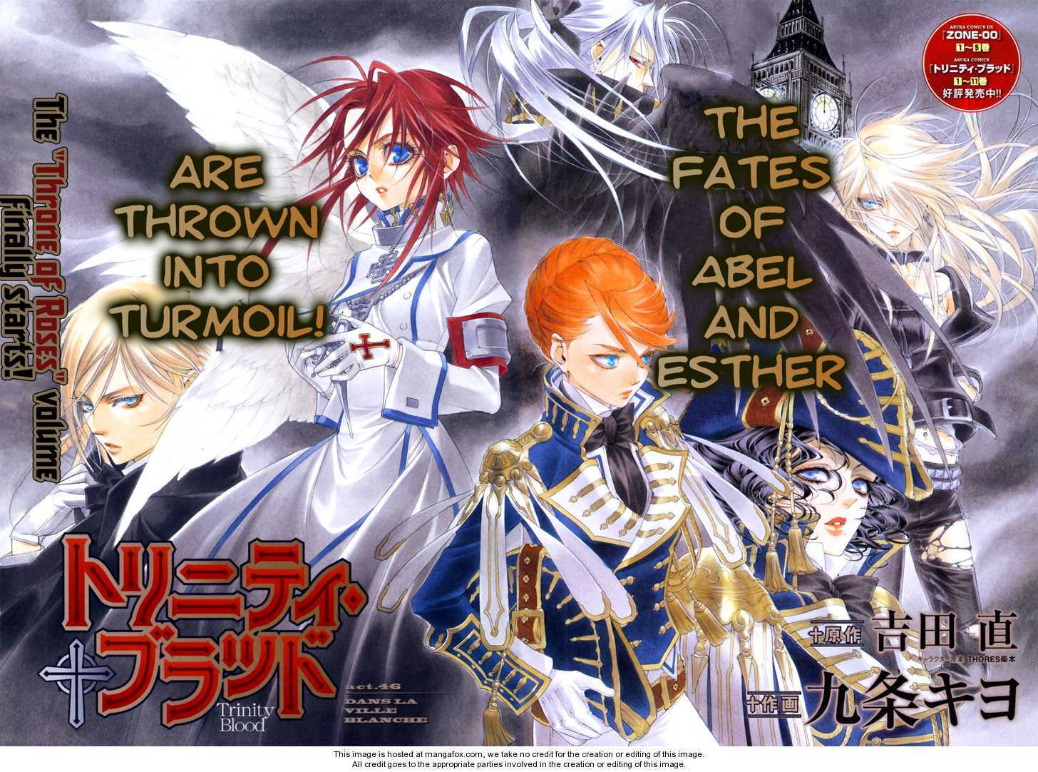 Trinity Blood 46 Page 3