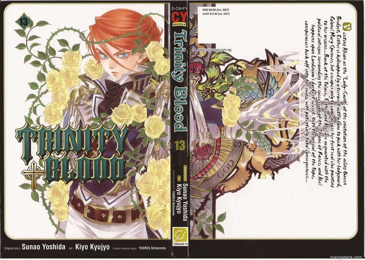 Trinity Blood 50 Page 1