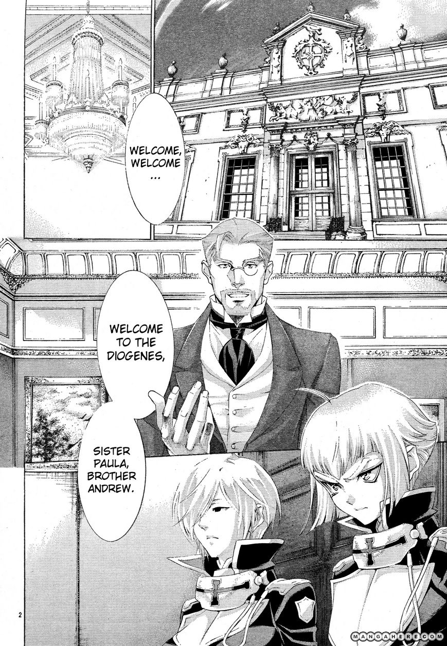 Trinity Blood 54 Page 2