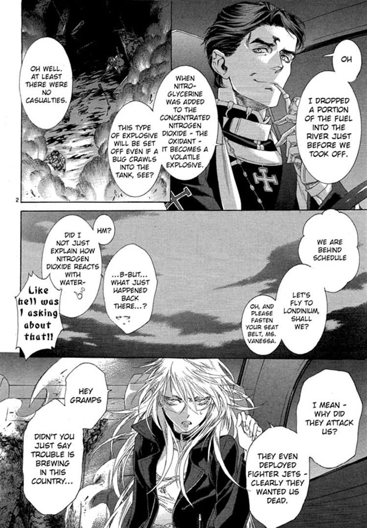 Trinity Blood 63 Page 2