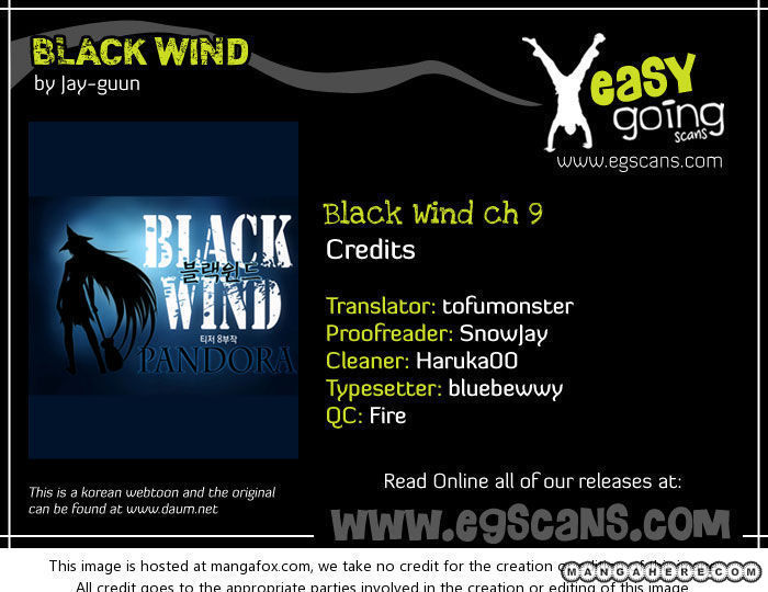 Black Wind 9 Page 1