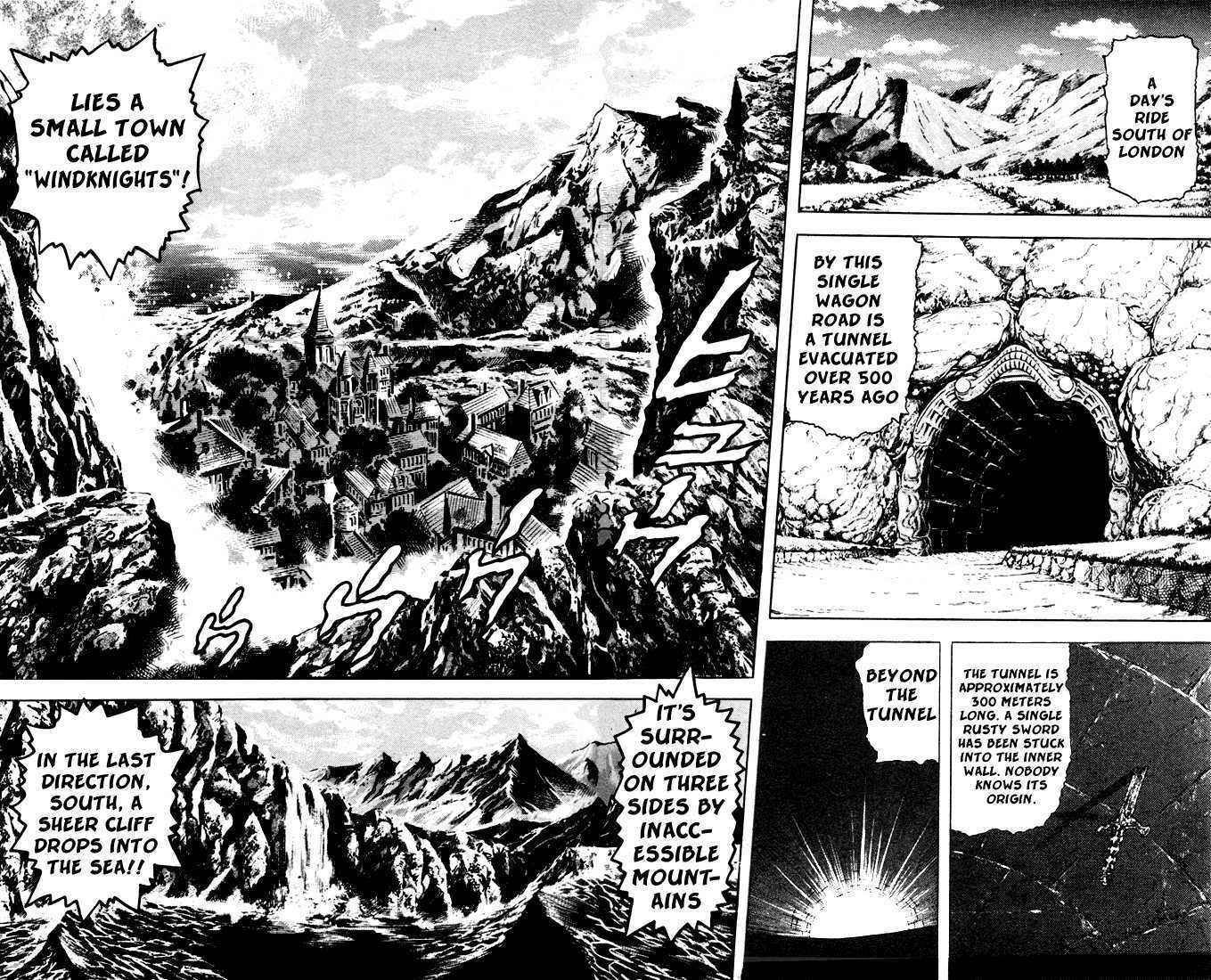 JoJo's Bizarre Adventure 21 Page 2