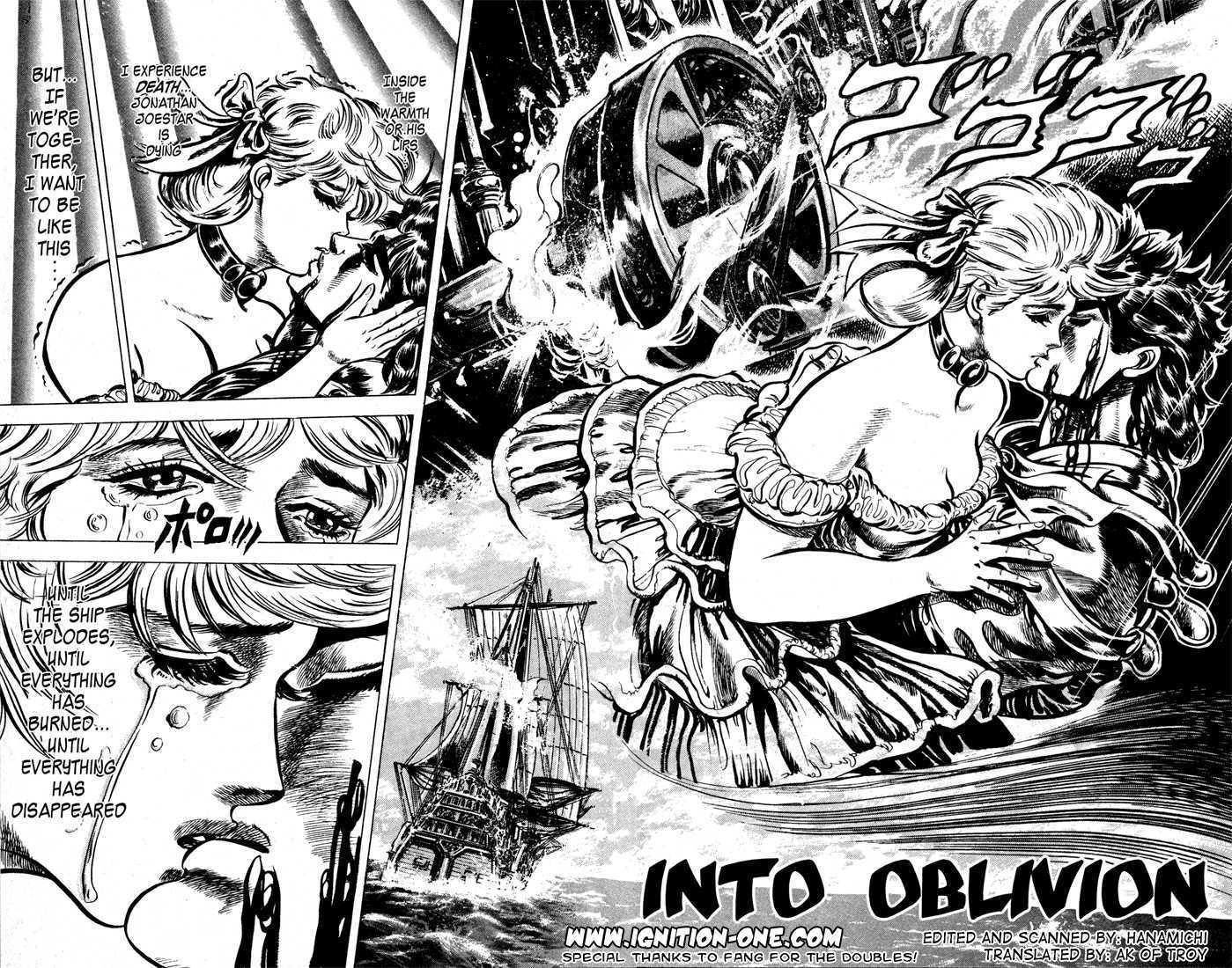 JoJo's Bizarre Adventure 44 Page 2