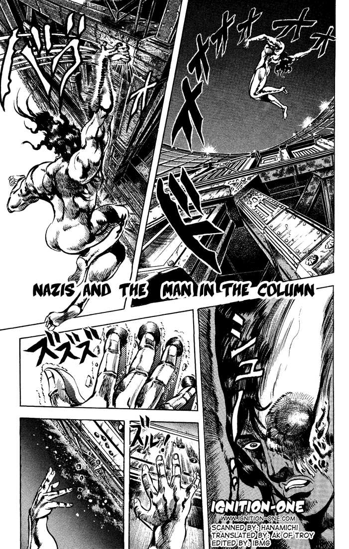 JoJo's Bizarre Adventure 52 Page 1