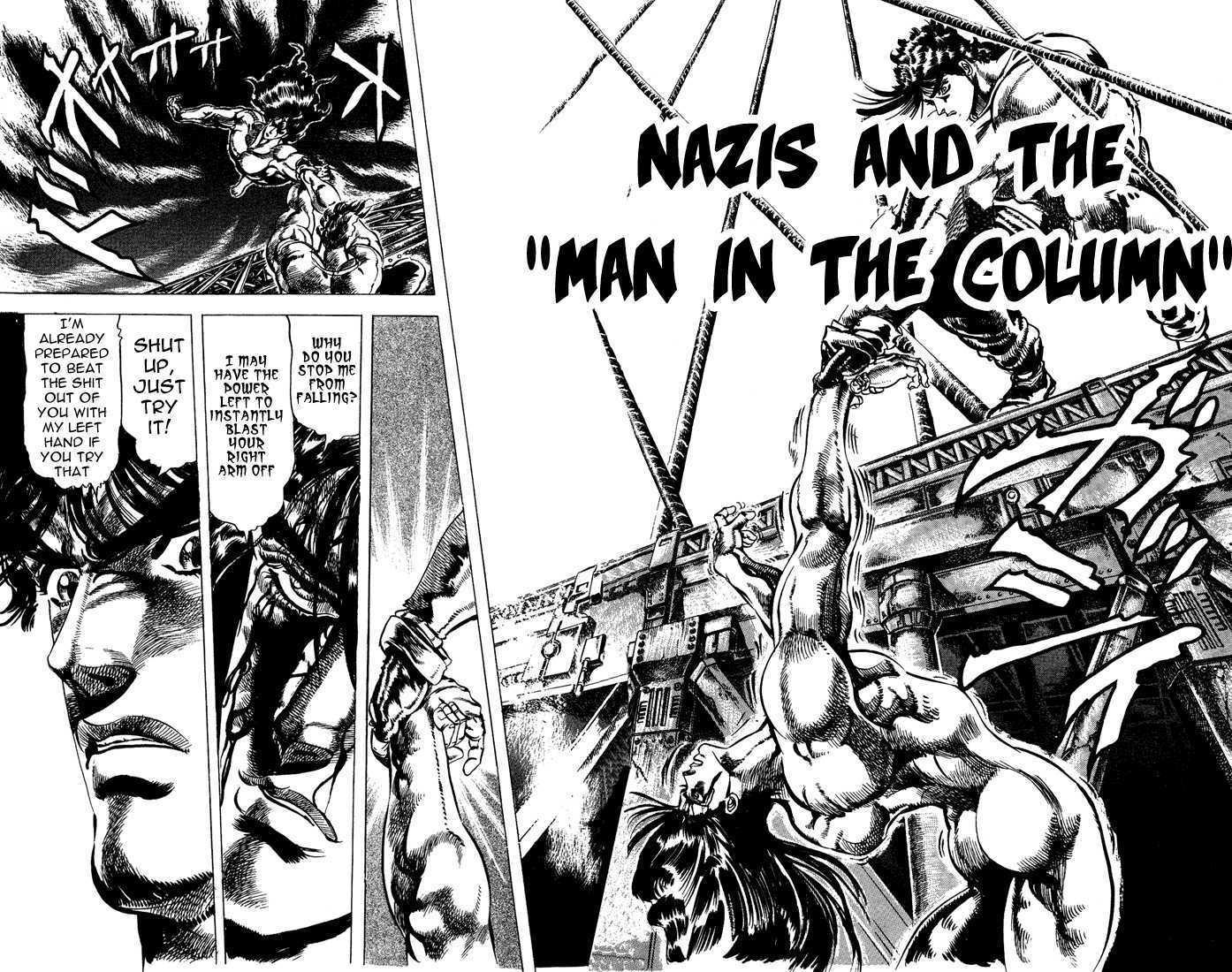 JoJo's Bizarre Adventure 52 Page 2