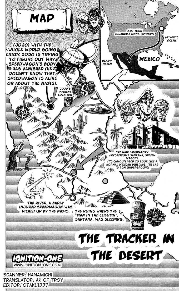 JoJo's Bizarre Adventure 55 Page 2