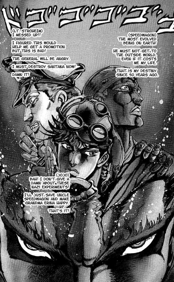 JoJo's Bizarre Adventure 57 Page 2