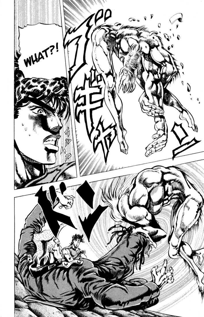 JoJo's Bizarre Adventure 61 Page 3