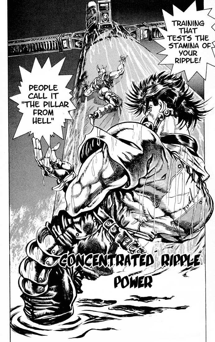 JoJo's Bizarre Adventure 73 Page 3