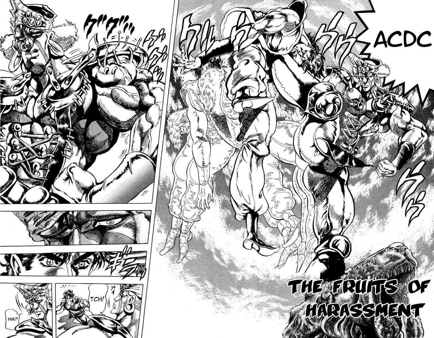 JoJo's Bizarre Adventure 77 Page 2