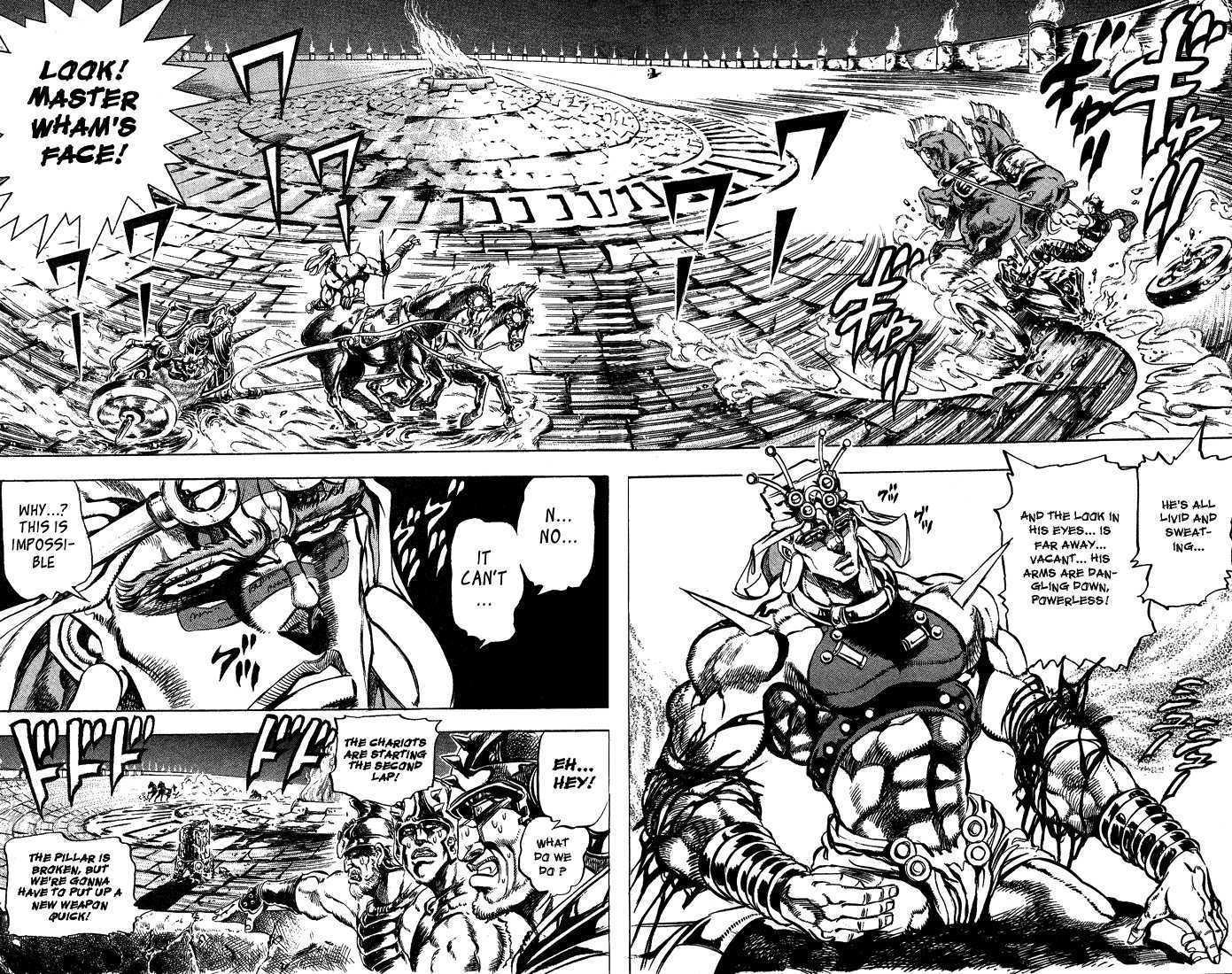 JoJo's Bizarre Adventure 101 Page 2