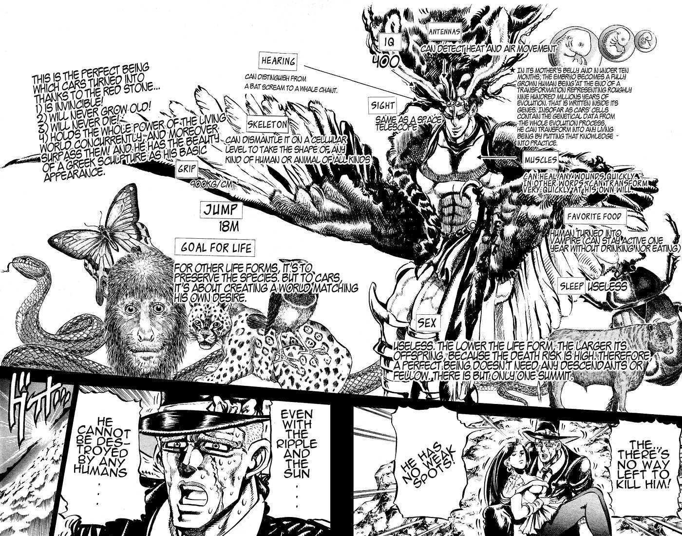 JoJo's Bizarre Adventure 110 Page 2