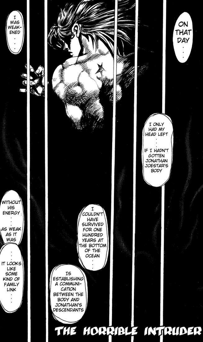 JoJo's Bizarre Adventure 118 Page 1