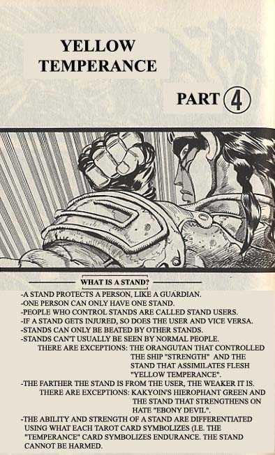 JoJo's Bizarre Adventure 139 Page 1