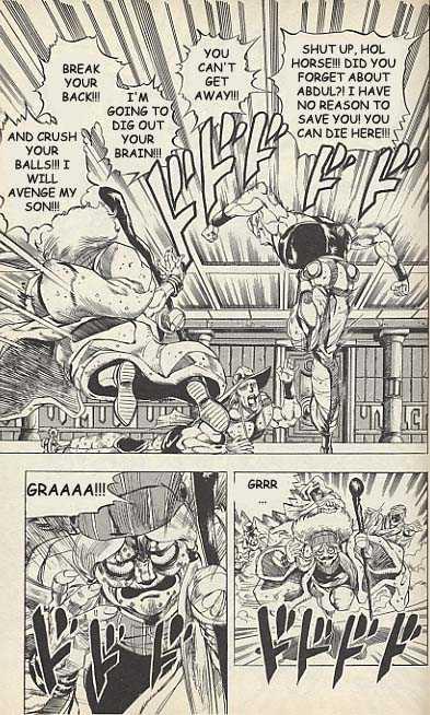 JoJo's Bizarre Adventure 158 Page 3