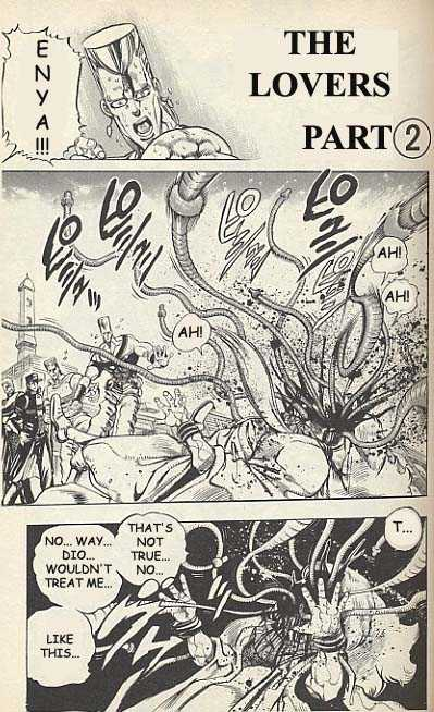 JoJo's Bizarre Adventure 161 Page 1