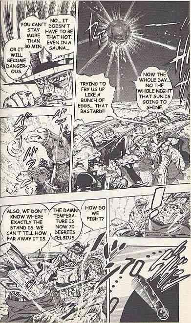 JoJo's Bizarre Adventure 167 Page 2