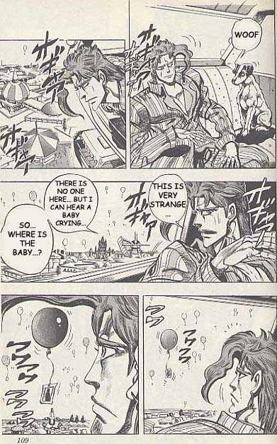JoJo's Bizarre Adventure 168 Page 3