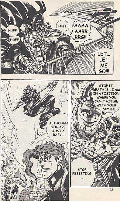 JoJo's Bizarre Adventure 173 Page 2