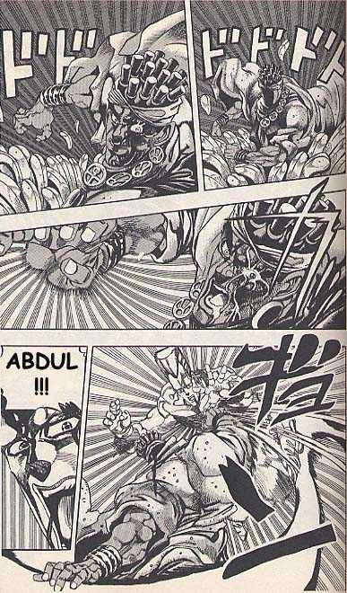 JoJo's Bizarre Adventure 177 Page 2