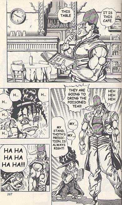 JoJo's Bizarre Adventure 190 Page 3