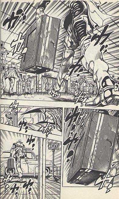 JoJo's Bizarre Adventure 217 Page 2