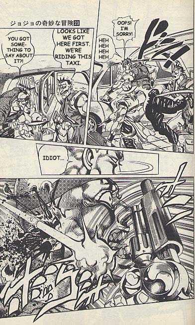 JoJo's Bizarre Adventure 217 Page 3