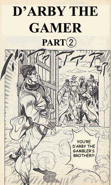 JoJo's Bizarre Adventure 228 Page 1
