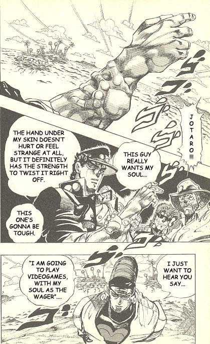 JoJo's Bizarre Adventure 230 Page 2