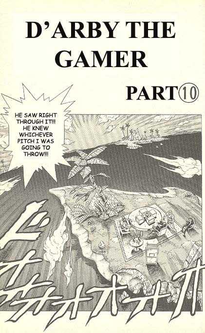 JoJo's Bizarre Adventure 236 Page 1