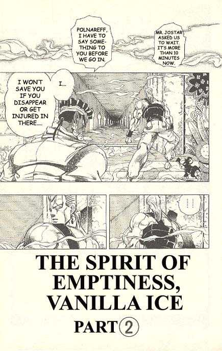 JoJo's Bizarre Adventure 239 Page 2