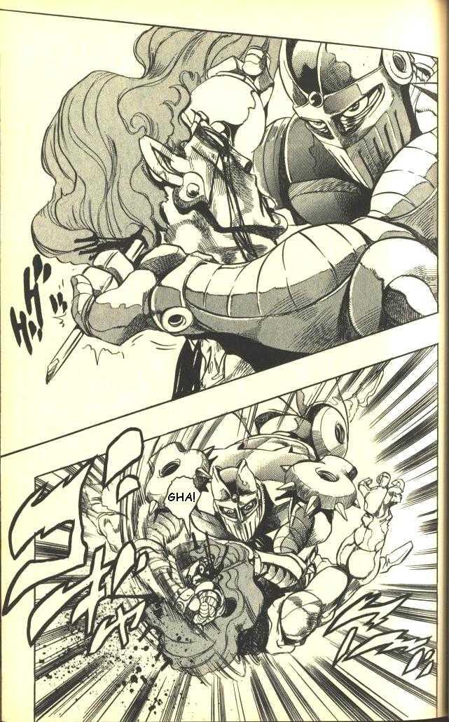 JoJo's Bizarre Adventure 245 Page 3