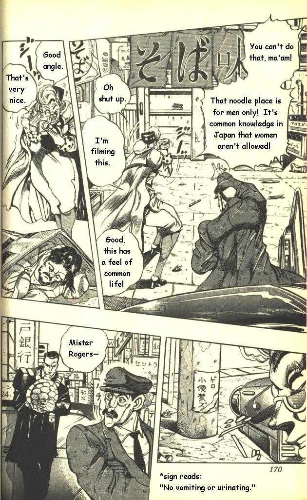JoJo's Bizarre Adventure 246 Page 2