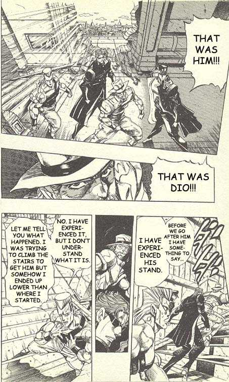 JoJo's Bizarre Adventure 249 Page 2