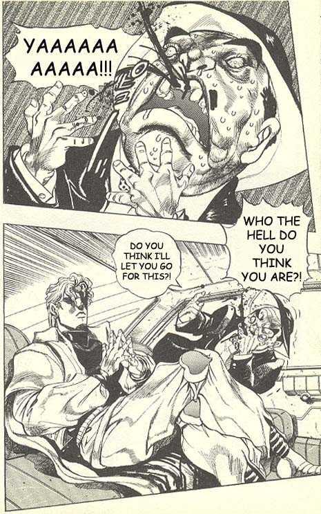 JoJo's Bizarre Adventure 251 Page 2